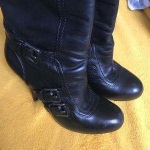 Coach Shoes - Marsha Soft Calf Coach boots